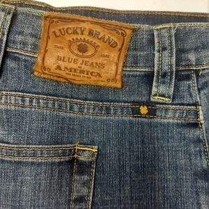 Men's LUCKY BRAND 181 RELAXED STRAIGHT jeans 46